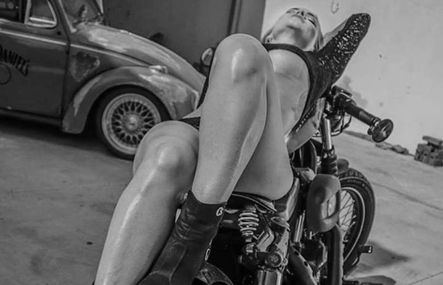 Fille Harley