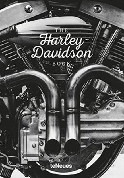 Harley-Davidson book
